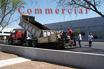 Asphalt Paving Contractor in Tucson AZ