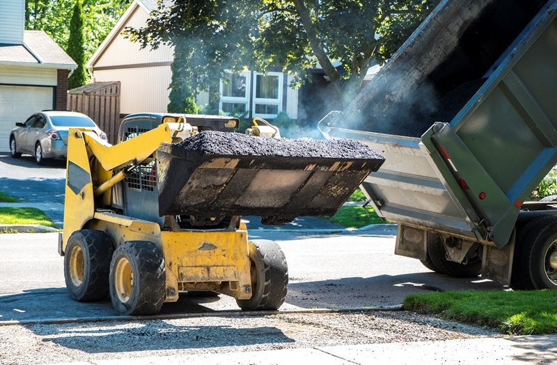 Asphalt Paving in Tucson AZ